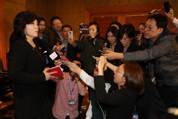 Triều Tiên nói sẽ không nhượng bộ Mỹ, muốn ngừng đàm phán hạt nhân - Ảnh 1.