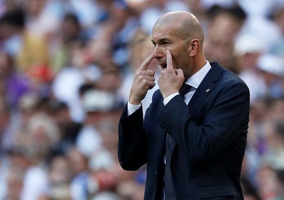 Xà ngang + VAR không cản nổi HLV Zidane - Ảnh 2.