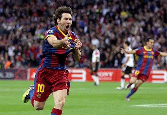 M.U và món nợ 10 năm với Barca - Ảnh 1.