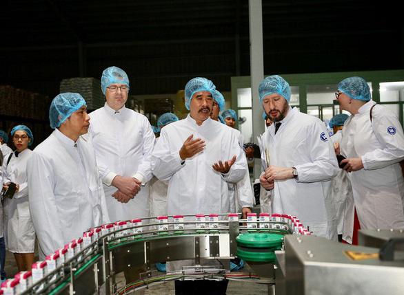 Doanh thu nhà máy sữa của Vinamilk ở Mỹ vượt 100 triệu USD - Ảnh 1.