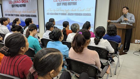 Thị trường lao động Nhật Bản và công nhân Việt Nam - Kỳ 2: Chuẩn bị lên đường - Ảnh 3.