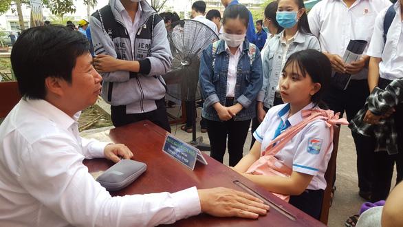 Học sinh Cà Mau muốn ra trường về phục vụ tỉnh nhà - Ảnh 6.