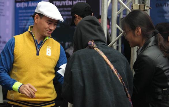 Robot, nhân vật phim Avatar dự ngày hội tư vấn tuyển sinh - Ảnh 3.