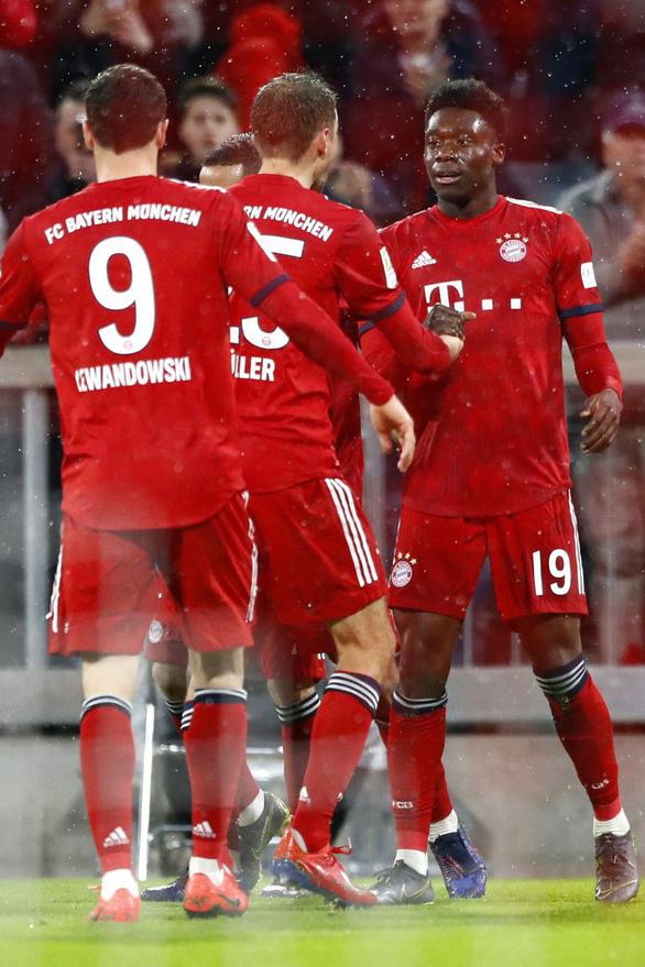 Tức giận Liverpool, Bayern Munich hủy diệt Mainz 6-0 - Ảnh 2.