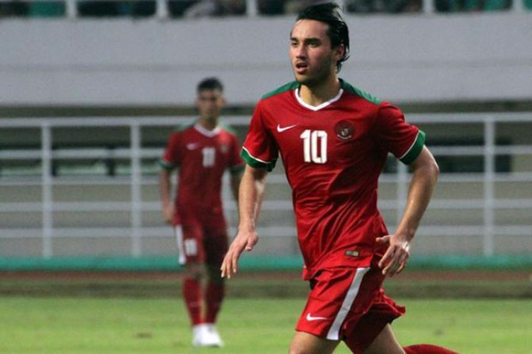 Tuyển U-23 Indonesia mang 23+1 cầu thủ đến Việt Nam - Ảnh 1.