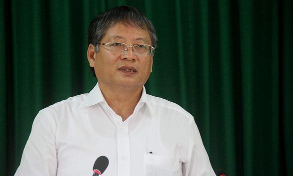 Khởi tố nguyên phó chủ tịch UBND TP Đà Nẵng Nguyễn Ngọc Tuấn - Ảnh 1.