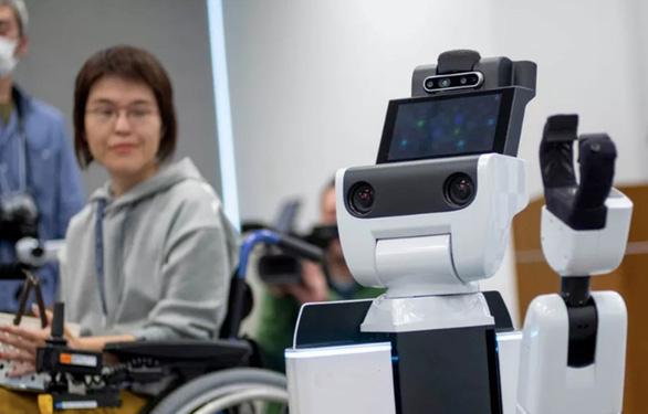 Nhật Bản công bố trợ lý robot cho Thế vận hội Tokyo 2020 - Ảnh 1.