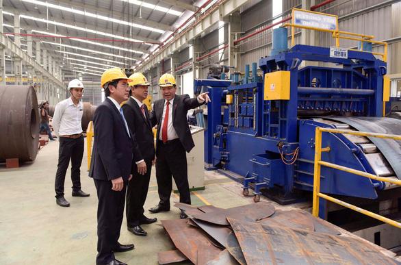 Doanh nghiệp thép Việt vượt khó, mở rộng thị trường ra quốc tế - Ảnh 1.