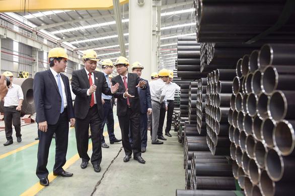 Doanh nghiệp thép Việt vượt khó, mở rộng thị trường ra quốc tế - Ảnh 2.