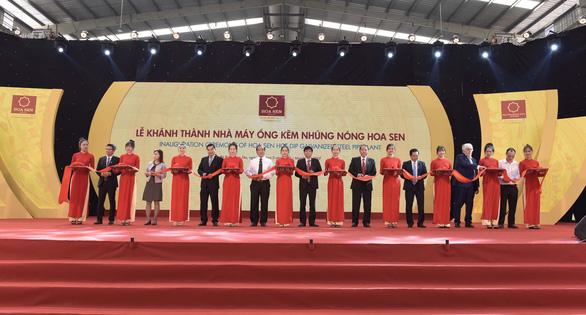 Doanh nghiệp thép Việt vượt khó, mở rộng thị trường ra quốc tế - Ảnh 3.