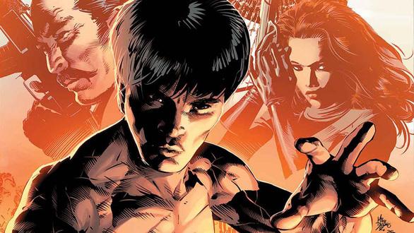 Lần đầu tiên Marvel đưa siêu anh hùng Kung Fu Shang Chi lên phim - Ảnh 1.