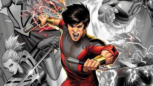 Lần đầu tiên Marvel đưa siêu anh hùng Kung Fu Shang Chi lên phim - Ảnh 2.