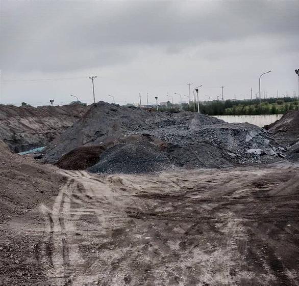 Formosa Hà Tĩnh xin dùng 960.000 tấn xỉ thép để san nền - Ảnh 1.