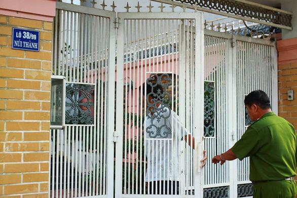 Khám nhà một loạt cựu quan chức Đà Nẵng liên quan vụ án Vũ nhôm - Ảnh 4.