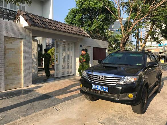 Khám nhà một loạt cựu quan chức Đà Nẵng liên quan vụ án Vũ nhôm - Ảnh 2.