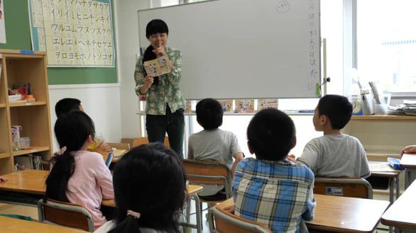 Bộ Giáo dục Nhật hối thúc tăng cường tiếp nhận học sinh nước ngoài - Ảnh 1.