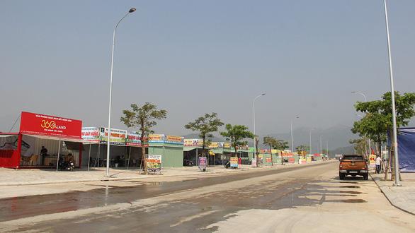 Đà Nẵng: cả ngàn sàn bất động sản bé bằng bàn tay - Ảnh 1.