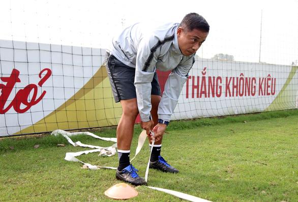 U-23 Indonesia tập cách đá bại Thái Lan và Việt Nam - Ảnh 2.