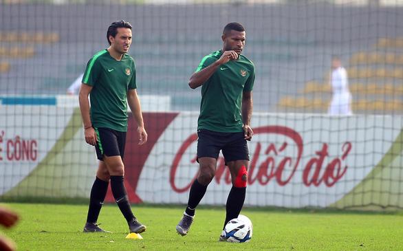 U-23 Indonesia tập cách đá bại Thái Lan và Việt Nam - Ảnh 6.