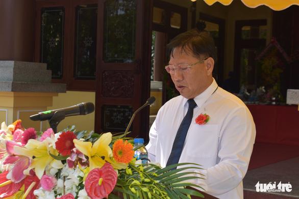 Lễ tưởng niệm 39 năm ngày mất Chủ tịch Tôn Đức Thắng - Ảnh 2.
