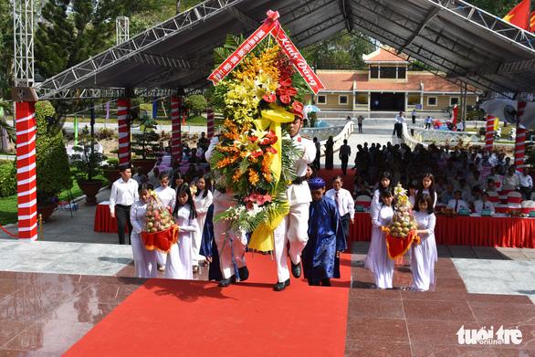 Lễ tưởng niệm 39 năm ngày mất Chủ tịch Tôn Đức Thắng - Ảnh 1.