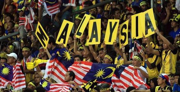 CĐV Malaysia dọa cạch mặt đội tuyển Malaysia vì giá vé... cắt cổ - Ảnh 1.