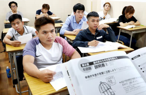 Thị trường lao động Nhật Bản - Kỳ 4: Cơ hội lớn cho lao động Việt Nam - Ảnh 4.