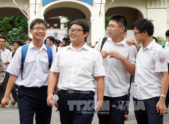 Các trường được mở rộng ngành tuyển thẳng ngoài danh mục - Ảnh 1.