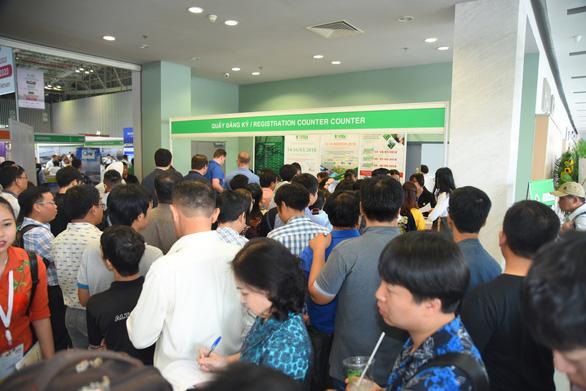 HortEx Vietnam 2019: Sôi động cùng gần 200 doanh nghiệp - Ảnh 1.