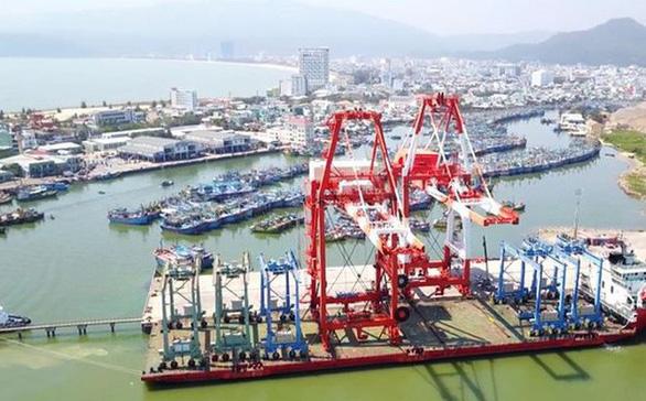 Vụ cảng Quy Nhơn: Vinalines tiếp nhận 75,01% cổ phần từ nhà đầu tư tư nhân - Ảnh 1.
