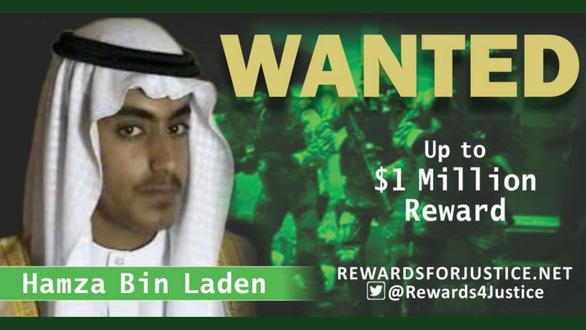 Saudi Arabia công bố tước quốc tịch con trai Bin Laden - Ảnh 1.