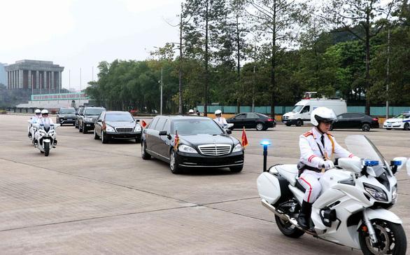 Thi hài Chủ tịch Hồ Chí Minh đang được giữ gìn rất tốt - Ảnh 1.