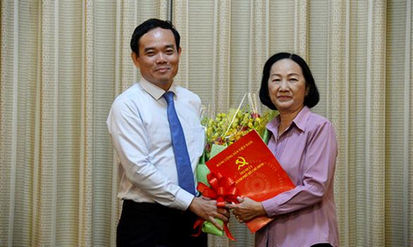 Phó chủ tịch HĐND TP.HCM Trương Thị Ánh nhận quyết định nghỉ hưu - Ảnh 1.