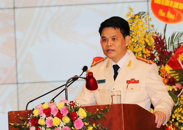 Phó tư lệnh Cảnh sát cơ động làm giám đốc Công an TP Hải Phòng - Ảnh 1.