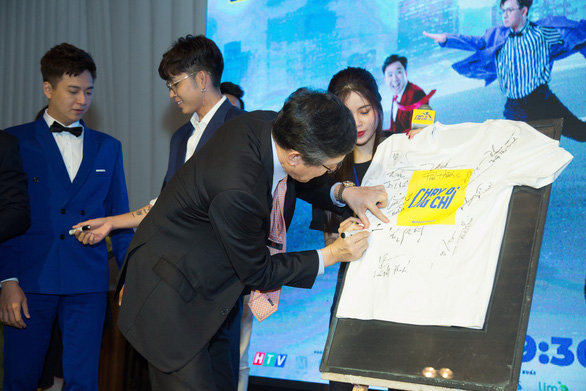 Tổng lãnh sự Hàn Quốc chờ xem Running man phiên bản Việt - Ảnh 1.