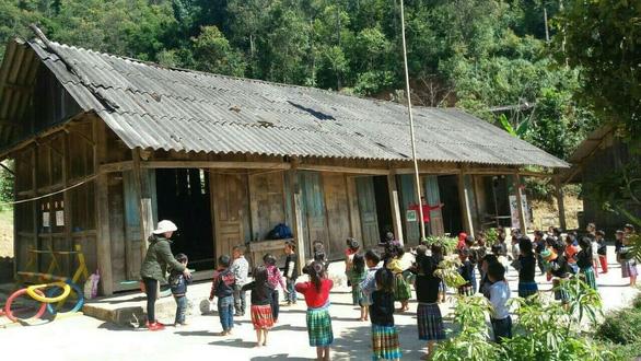 Bạn đọc Tuổi Trẻ tặng điểm trường cho dân vùng lũ Yên Bái - Ảnh 3.