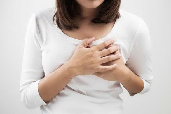 Hội chứng trái tim tan vỡ là do đâu? - Ảnh 3.