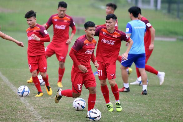 Hàng công tuyển U23 Việt Nam: Vắng Tiến Linh, đã có Đức Chinh - Ảnh 2.