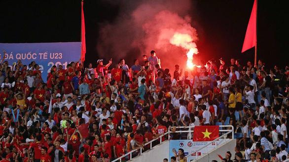 Đã bán 24.000 vé trận U23 Việt Nam gặp Indonesia và Thái Lan - Ảnh 1.