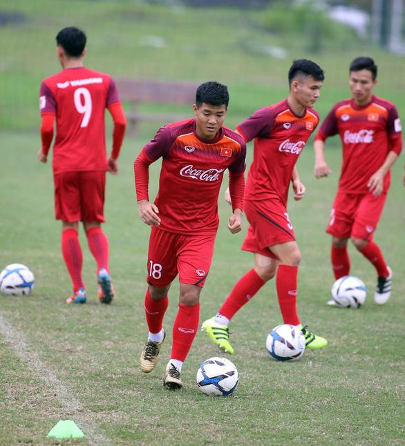 Hàng công tuyển U23 Việt Nam: Vắng Tiến Linh, đã có Đức Chinh - Ảnh 3.