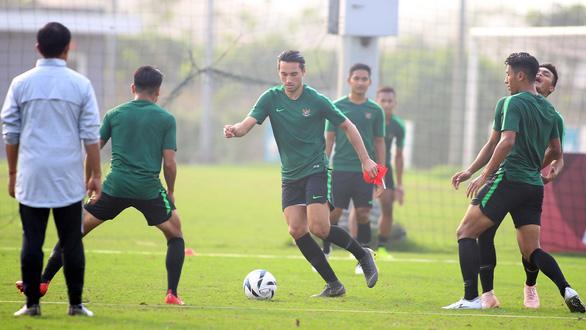 Huấn luyện viên Indonesia: Tôi đang tập trung cho trận gặp U-23 Thái Lan - Ảnh 1.