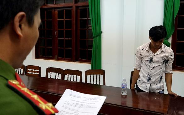 Bắt nghi phạm hiếp dâm, cướp của bé gái 8 tuổi ở Bình Định - Ảnh 1.