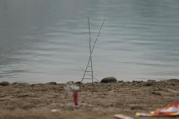 Vụ 8 học sinh đuối nước trên sông Đà: Người đàn ông đối mặt với tử thần - Ảnh 3.