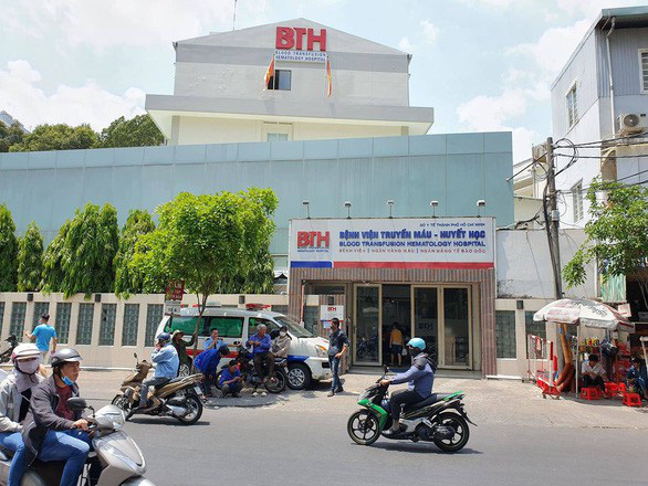 Bệnh viện và nhà thương - Ảnh 1.