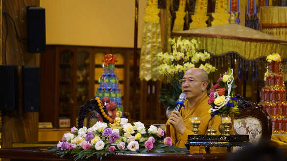 Vụ chùa Ba Vàng: Giáo hội Phật giáo Việt Nam sẽ 'xử lý thích đáng' - Ảnh 2.