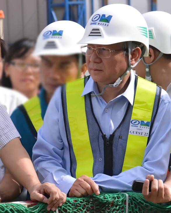 Phó ban quản lý metro TP.HCM trở lại làm việc sau nhiều tháng đi Mỹ - Ảnh 1.