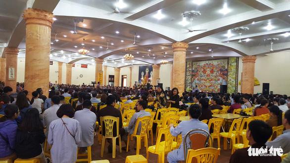 Vong nhập, giải nghiệp vẫn sang sảng trong chùa Ba Vàng - Ảnh 6.