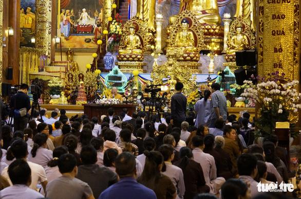 Trụ trì chùa Ba Vàng: Chùa lớn nên bị ghen ghét - Ảnh 2.