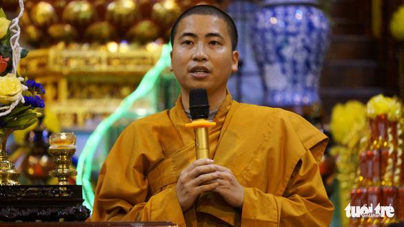 Trụ trì chùa Ba Vàng: Chùa lớn nên bị ghen ghét - Ảnh 3.