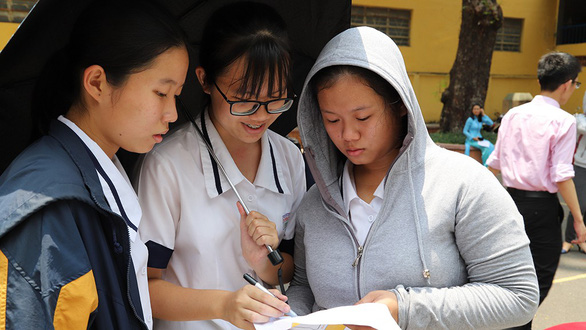 Hơn 200 học sinh TP.HCM háo hức tự tay đo chu vi Trái đất - Ảnh 7.